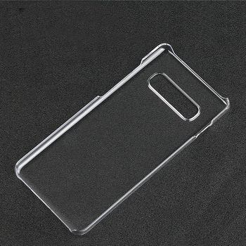 Ultra Clear Crystal Skaidrus PC Hard Back Case Cover